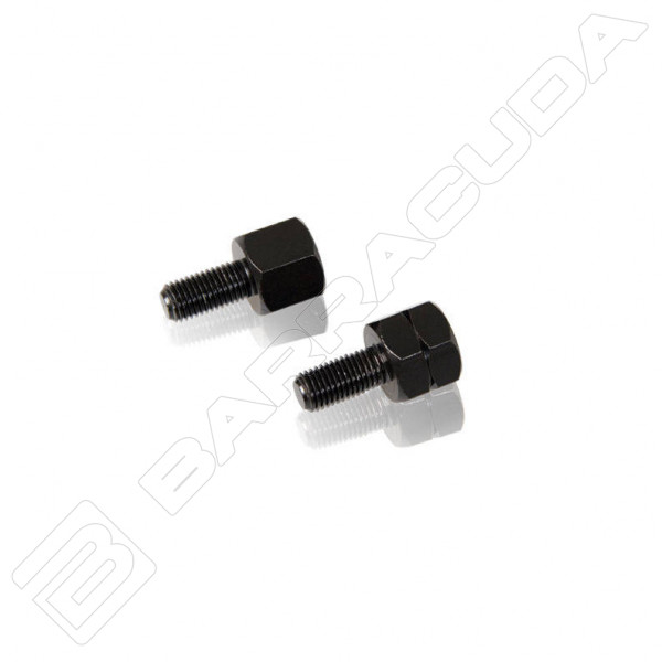 MIRROR ADAPTER THREAD 10mm (pair)