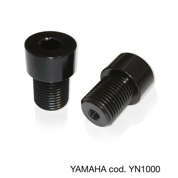 BAR ENDS ADAPTOR SPECIFIC FOR YAMAHA