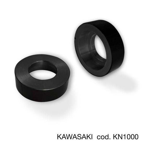 BAR END ADAPTORS SPECIFIC FOR KAWASAKI (pair)