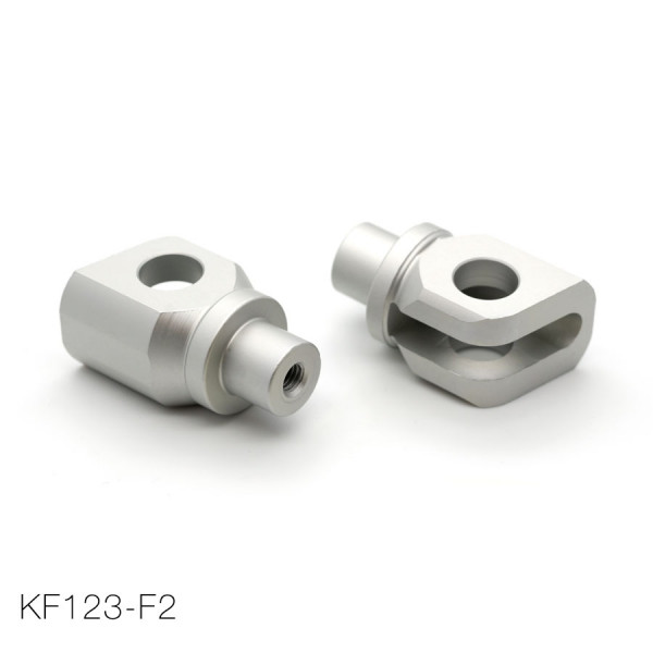 "KAWASAKI BRACKET KIT FRONT ""2"" (pair)"