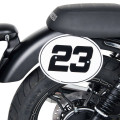 NUMBER PLATE KIT